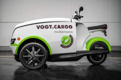 Das TRIPL E-Cargo-Mobil